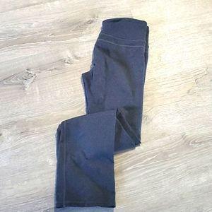 Athleta Guess gray spots pants women size M